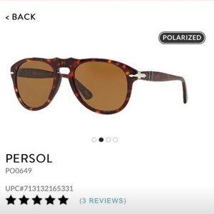 Persol- polarized sunglasses